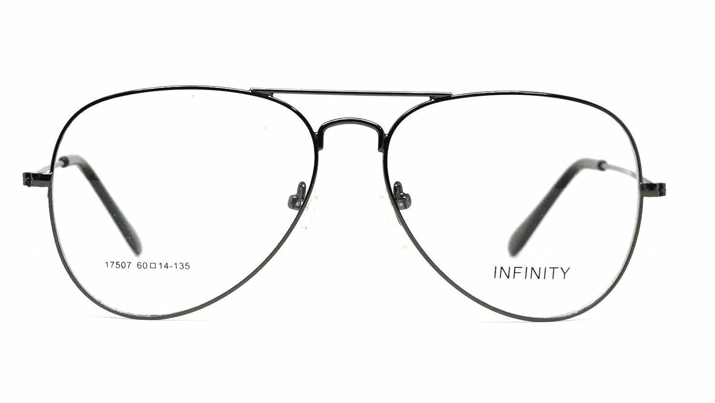 6fd37bb2cb Amazon.com  INFINITY AVIATOR LARGE Frames Photochromic Gray Bifocals  Bifocal Reading Glasses (Gray