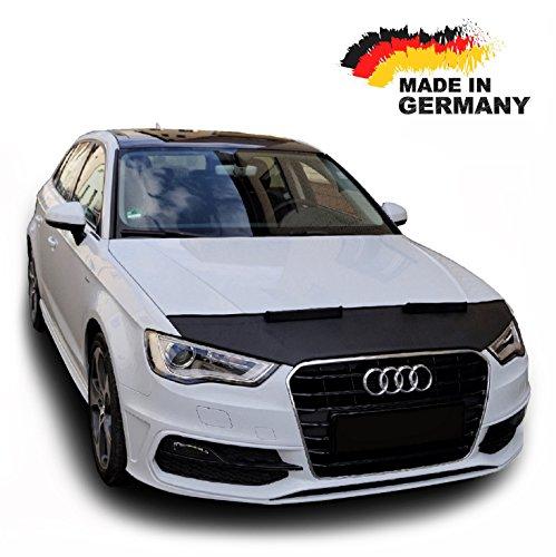 Protector de Capo para Audi A3 8V Bra máscara Capot Capucha TUNING Black Bull Nuevo