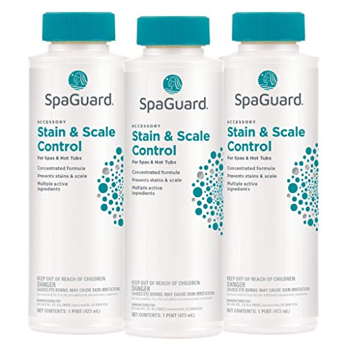 SpaGuard Stain and Scale Control (1 pt) (3 Pack)