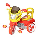 Archana NHR Kids Tricycle With Under Seat Storage Space, Lights And Music