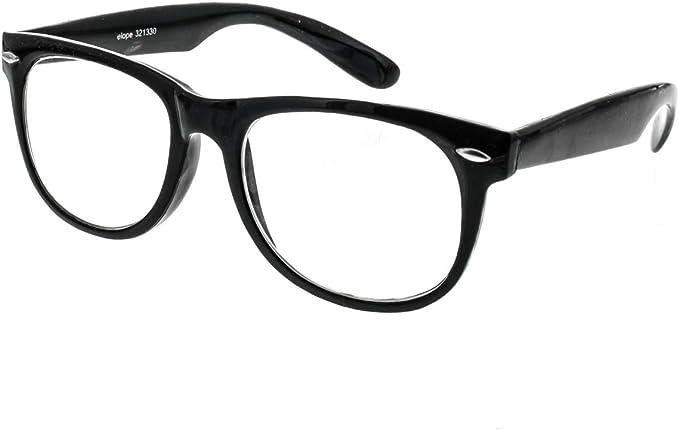 Elope Blues gafas disfraz accesorio: Amazon.es: Ropa y accesorios