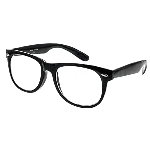 fcfeed40f97 Amazon.com  Blues Glasses Costume Accessory  Clothing