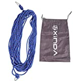 VGEBY Climbing Rope, High Strength Safety Escape Rope Rescue Survival Rope with Storage Bag