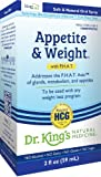 Dr. King's Natural Medicine Appetite and Weight with P.H.A.T, 2 Fluid Ounce