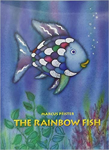 Image result for rainbow fish book