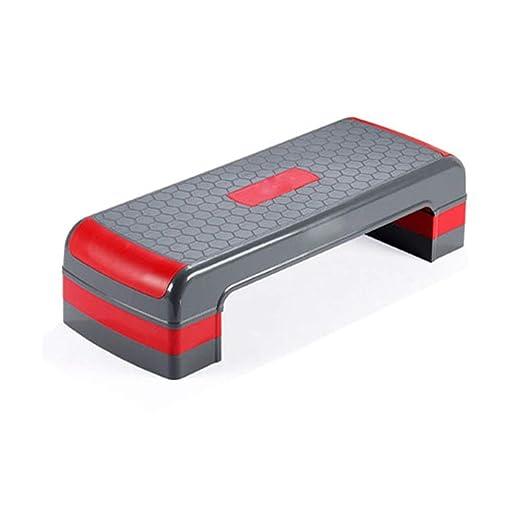 DNFITNESS Plataforma de Paso aeróbico Ajustable de 80 cm Fitness ...