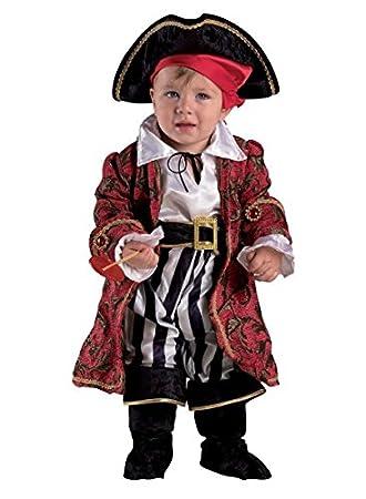 Premium Piratenkostüm Für Jungen Alter 6 24 Monate 5 Teiliges