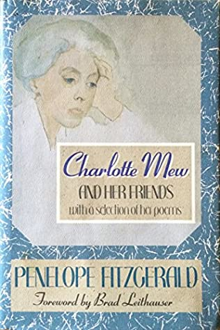 book cover of Charlotte Mew