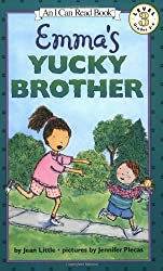 Emma's Yucky Brother (I Can Read Book 3)