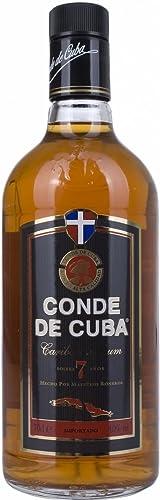 Conde de Cuba 7 años Rum (1 x 0,7 l)