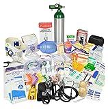 Lightning X Stocked Medic First Aid Trauma Fill Kit w/ Emergency Medical Supplies D