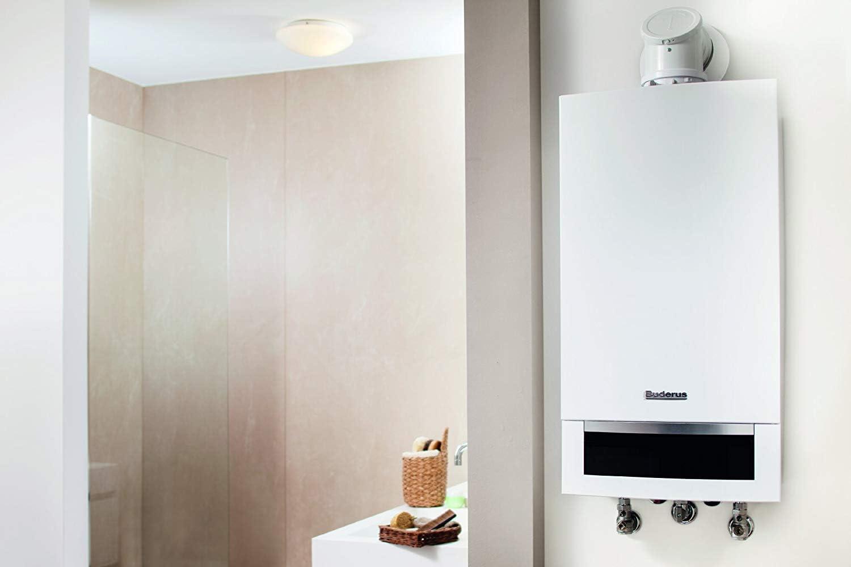 Buderus GB172-14 Logamax plus - Calentador de gas: Amazon.es: Bricolaje y herramientas