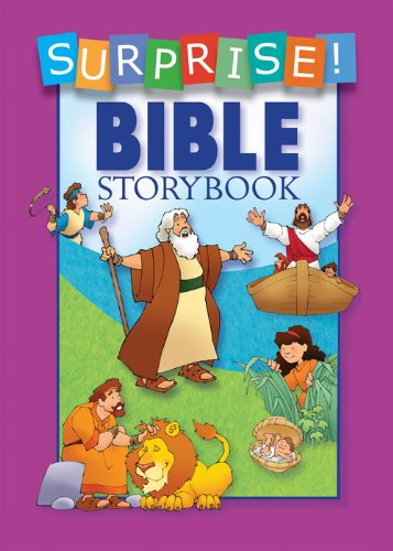 Surprise Bible Storybook