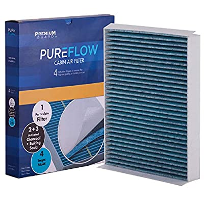 Pureflow Cabin Air Filter PC8155X| Fits 2015-20 Ford Mustang: Automotive