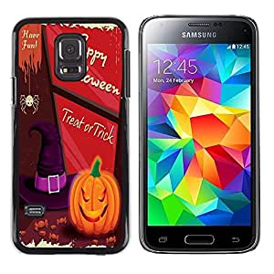 Dragon Case - FOR Samsung Galaxy S5 Mini, SM-G800 - enjoy the party - Caja protectora de pl??stico duro de la cubierta Dise?¡Ào Slim Fit