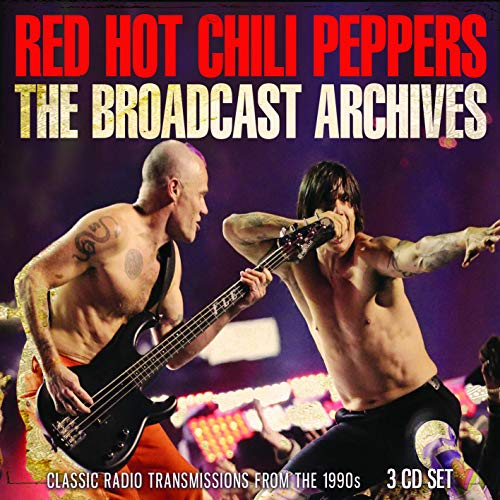 red hot chili peppers box - 5