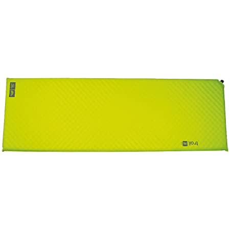 Highlander Outdoor Trail Self Inflate Mat