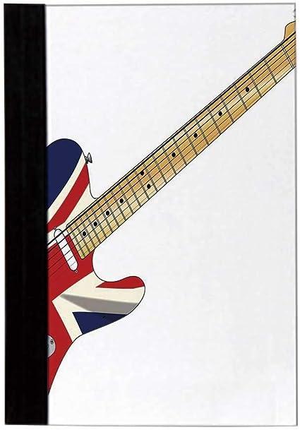 Union Jack - Cuaderno de notas con diseño de bandera de Reino ...