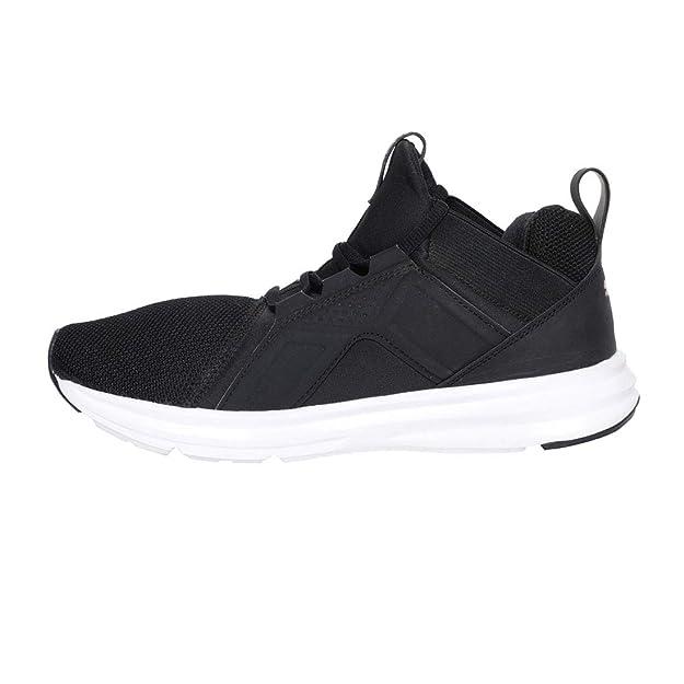325d0a08139fcb Puma Women s Enzo Mesh WN s Black Running Shoes-3 UK India (35.5 EU)  (19001603)  Amazon.in  Shoes   Handbags