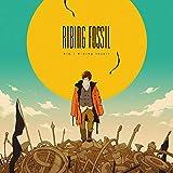 【Amazon.co.jp限定】Ribing fossil  (DVD付初回限定盤) (CD + DVD) (Amazon.co.jp限定特典 : りぶ複製サイン入り!  両面デカジャケット ~表面:ちゃこ太描き下ろしデフォルメジャケ/裏面:CDジャケ~ 付)