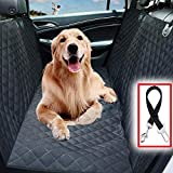 EVELTEK Luxury X-Large Dog Seat Cover(Includes Dog seat Belt)
