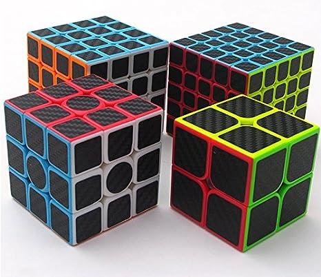 COOJA 3x3 Cubo Magico de Velocidad Cubo Rompecabeza Speed Cube