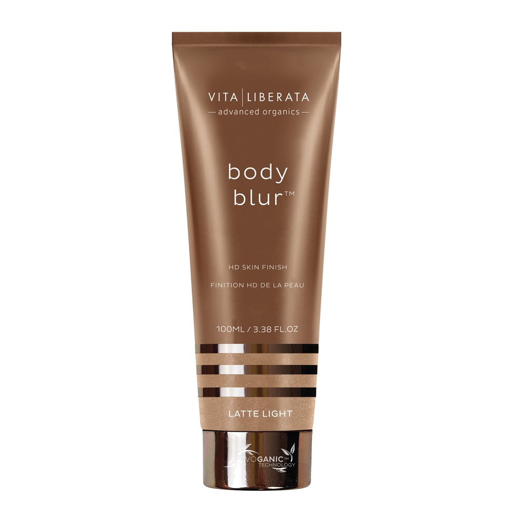 Vita Liberata Body Blur Instant HD Skin Finish Latte Light Bronzer, 3.38 fl. oz.