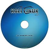 "Kali Linux ""Version 2016.2"" (64-bit) ""NEW RELEASE"" on DVD"