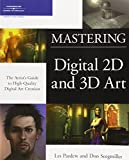 img - for Mastering Digital 2D and 3D Art book / textbook / text book