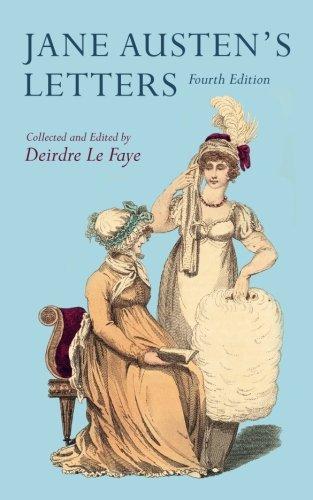 Jane Austen's Letters by imusti