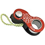 KONG USA Duck Ascender Black/Red One Size
