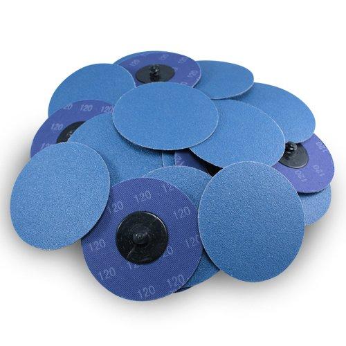 Quick Change Zirconia Discs - 5