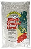 Nature's Ocean No.8 Premium Atlantic Crushed Coral with Aragonite, 20-Pound