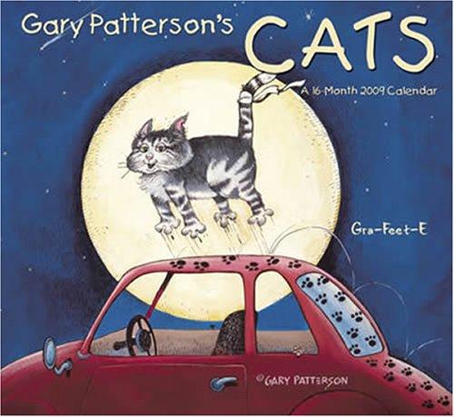 Gary Patterson's Cats 2009 Calendar
