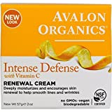Best Vitamin C Creams - Avalon Organics Vitamin C Renewal Facial Cream, 2 Review