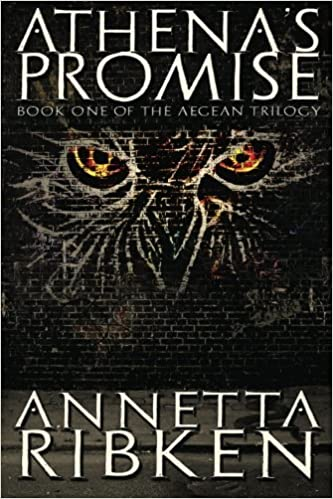 Athenas Promise: Book One Of The Aegean Trilogy: Annetta ...