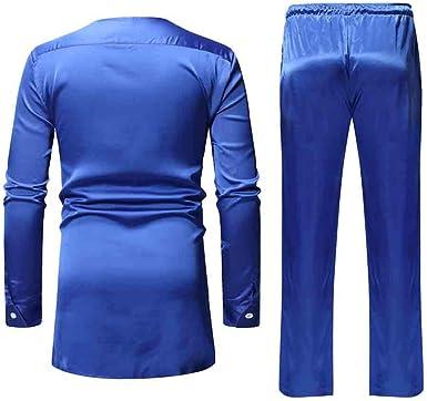 HEFASDM Mens Flower Print Plus Size Summer Short Sleeve Sweatsuit Pants Set