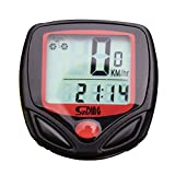 Bicycle Speedometer and Odometer Bike Computer with Automatic Wake-up Multi-Function LCD Backlight Display bicycle accessories