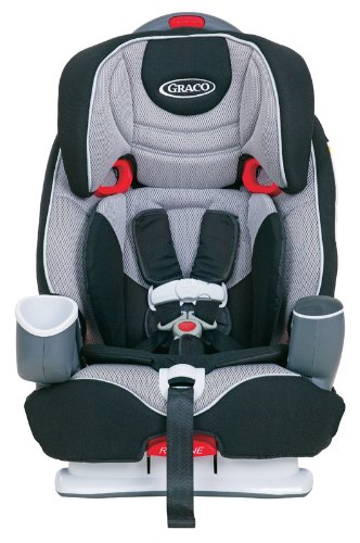 Graco Nautilus 65 Harness Booster Car Seat Review