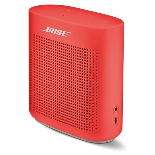 New Coral Red Outstanding Features Bose Soundlink Ii Water-resistant Color Bluetooth Speaker 2