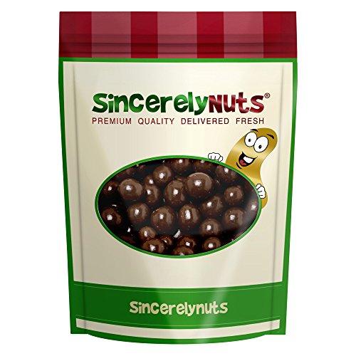 Chocolate Covered Hazelnuts - 4