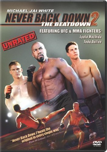 Never Back Down 2: The Beatdown [DVD] [2011] [Region 1] [US Import] [NTSC] (2 Back Down 1 Never And)