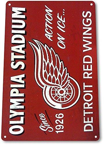 "TIN SIGN ""Olympia Stadium"