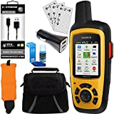 Garmin InReach SE+ GPS Bundle w/ Car Charger, Micro USB, Gadget Bag and more