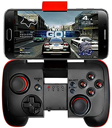 PowerLead PG-9083 erweiterbar Gamepad mobil Game fü r Android Apple oder Table PC