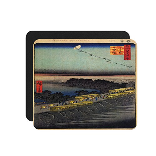 Nihonbashi Bridge (Hiroshige) Computer Laptop Mouse (Nihonbashi Bridge)