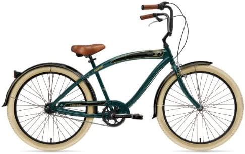 Lindas Strange Day Nirve Classic Nirve Classic - Bicicleta de Ciclismo para Hombre, tamaño 3 Speed, Color Forest Verde: Amazon.es: Deportes y aire libre