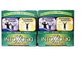 Natural Hangover Relief and Prevention Supplement - Detox, Recover and Protect - Intox-Detox - 48 Pack