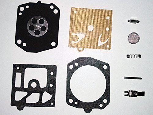 (WALBRO K10-HD K10HD Carburetor Carb Rebuild Repair Kit Stihl 027 029 039 MS270 MS290 MS390)