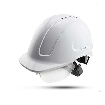 FS Casco De Seguridad, Casco De Construcción ABS Aislamiento De Alto Voltaje Gafas Protectoras/